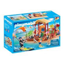 Playmobil Family Fun 70090 Szkółka sportów wodnych
