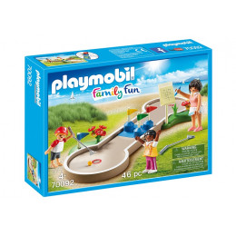 Playmobil Family Fun 70092 Minigolf