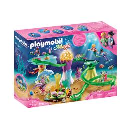 Playmobil Magic 70094 - Królestwo syrenek z lśniącą kopułą