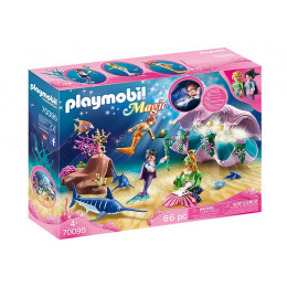 "Playmobil Magic 70095 - Lampka nocna ""Muszelka"""
