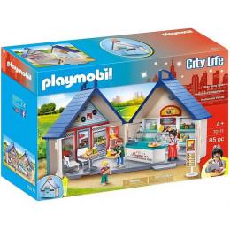 Playmobil 70111 City Life - Przenośna restauracja inbis