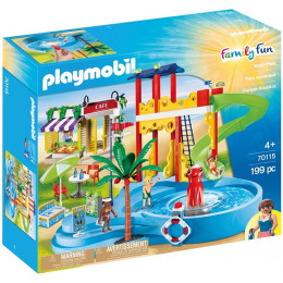 Playmobil 70115 Family Fun - Park wodny