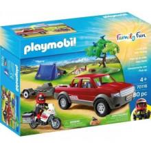 Playmobil 70116 – Family Fun – Przygoda z pickupem