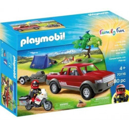 Playmobil 70116 – Family Fun – Przygoda z pickupem