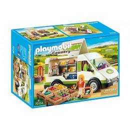 Playmobil Country 70134 Samochód do sprzedaży owoców