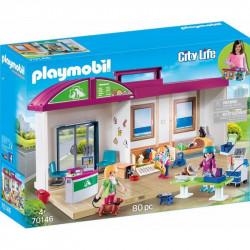 Playmobil 70146 – City Life – Przenośna klinika dla zwierząt