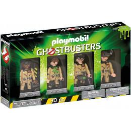 Playmobil 70175 Ghostbusters Pogromcy Duchów - Zestaw figurek