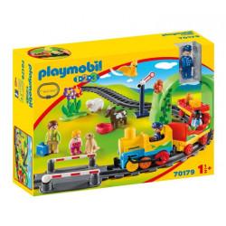 Playmobil 1-2-3 70179 Moja pierwsza kolejka