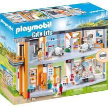 Playmobil 70190 City Life - Duży szpital z wyposażeniem