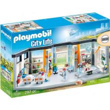Playmobil 70191 City Life - Szpital z wyposażeniem