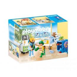 Playmobil 70192 City Life - Szpitalny pokój dziecięcy