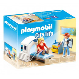 Playmobil 70196 City Life - Radiolog