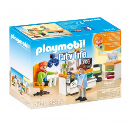 Playmobil 70197 City Life - Okulista