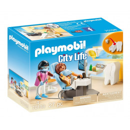 Playmobil 70198 City Life - Dentysta