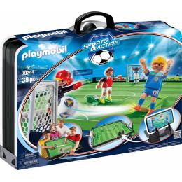 Playmobil 70244 Sports&Action - Duży stadion piłkarski