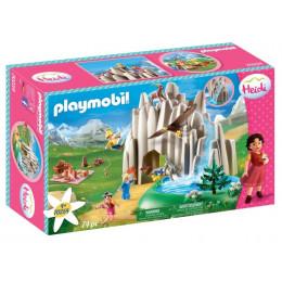 Playmobil Heidi 70254 - Kryształowe jezioro