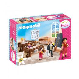 Playmobil Heidi 70256 - Zajęcia lekcyjne w Dorfli