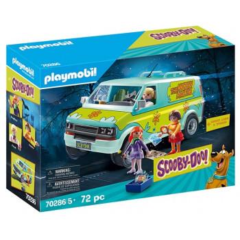 Playmobil Scooby Doo - Samochód Mystery Machine - 70286
