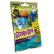 Playmobil Scooby Doo - Saszetka-niespodzianka z figurką – seria 1 - 70288