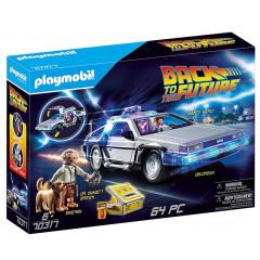 Playmobil 70317 - Powrót do przyszłości - DeLorean