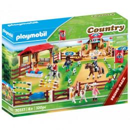 Klocki Playmobil 70337 Country – Duży Turniej jeździecki Edycja Limitowana