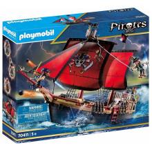 Playmobil 70411 Piraci - Statek bojowy Trupiej Czaszki