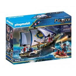 Playmobil 70412 Piraci - Statek Rotrock