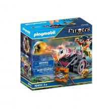 Playmobil 70415 Piraci - Pirat z armatą
