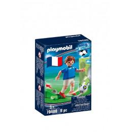 Playmobil 70480 Sports&Action - Piłkarz reprezentacji Francji