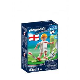 Playmobil 70484 Sports&Action - Piłkarz reprezentacji Anglii