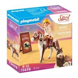 Playmobil 70698 Spirit: Riding Free Mustang – Rodeo Abigail