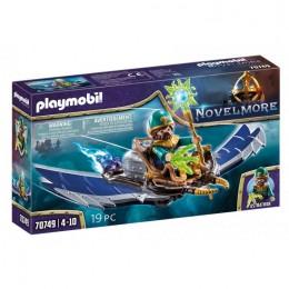 Playmobil Novelmore 70749 – Czarodziej powietrza