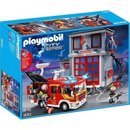 Playmobil 9052 Set Straż Pożarna