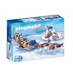 Playmobil Action 9057 Psi zaprzęg polarny