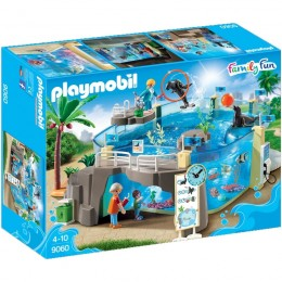 Playmobil Family Fun 9060 Oceanarium