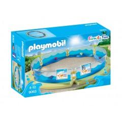 Playmobil Family Fun 9063 Basen dla fauny morskiej