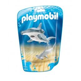 Playmobil 9065 Figurki - Ryby - młoty