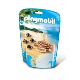 Playmobil 9071 Figurki - Żółwie morskie