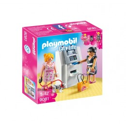 Playmobil City Life 9081 Bankomat