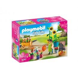 Playmobil City Life 9082 Sprzedawca kwiatów