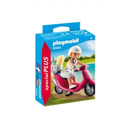 Playmobil Special Plus 9084 Plażowiczka na skuterze