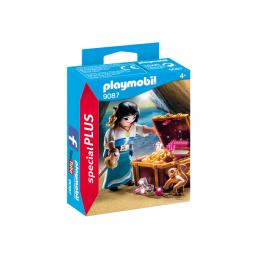 Playmobil Special Plus 9087 Piratka ze skarbem