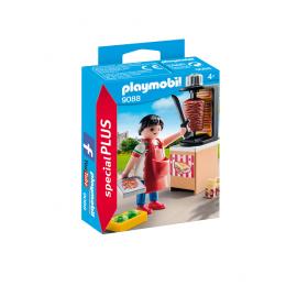 Playmobil Special Plus 9088 Sprzedawca kebabów