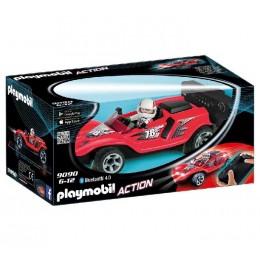 Playmobil Action 9090 Wyścigówka Rocket - zdalnie sterowana