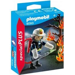 Playmobil 9093 Special Plus - Strażak z gaśnicą