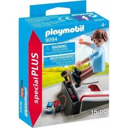 Playmobil 9094 Special Plus - Skater z rampą