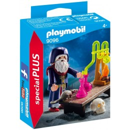 Playmobil 9096 Special Plus - Laboratorium magika