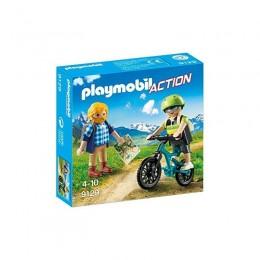 Playmobil Action 9129 Turyści w górach