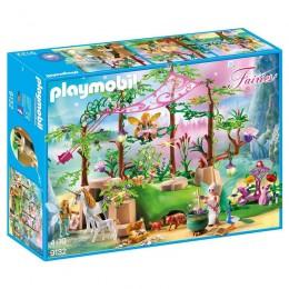 Playmobil Wróżki 9132 Magiczny las wróżek