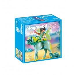 Playmobil Wróżki 9137 Wodna wróżka z koniem Aquarius